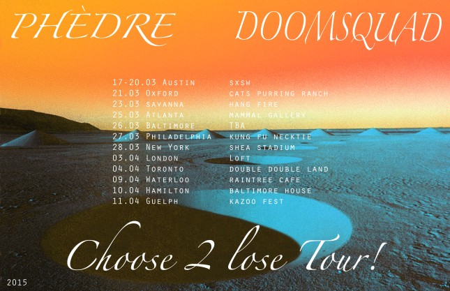 CHOOSE 2 LOSE poster revised
